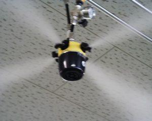 静電気対策加湿装置(拡大)